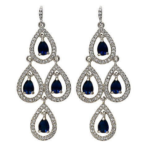 Buy Carolee Chandelier Drop Earrings Online at johnlewis.com