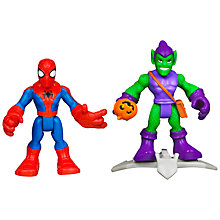 Buy Playskool Heroes Spider-Man 2 Pack, Assorted Online at johnlewis.com