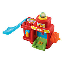 Buy V-Tech Toot Toot Fire Station Online at johnlewis.com