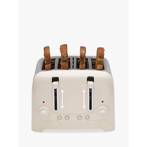 Buy Dualit Lite 4 Slice Toaster With Warming Rack John Lewis