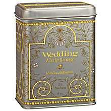 Buy Harney & Sons Wedding Tea, 20 sachets Online at johnlewis.com