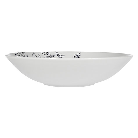 Buy Jasper Conran for Wedgwood Chinoiserie Pasta/Soup Bowl, Dia.24cm, Blue Online at johnlewis.com