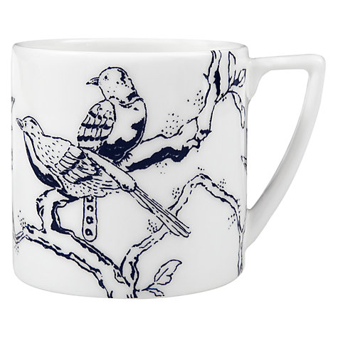Buy Jasper Conran for Wedgwood Chinoiserie Mini Mug, Blue Online at johnlewis.com