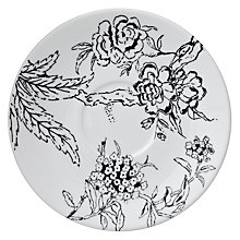 Buy Jasper Conran for Wedgwood Chinoiserie Tea Saucer, Dia.16.5cm, Blue Online at johnlewis.com