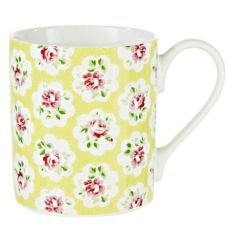 Buy Cath Kidston Provence Rose Mugs, Set of 4 Online at johnlewis.com
