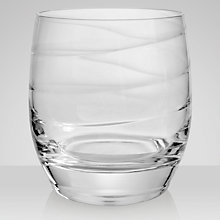 Buy John Lewis Voluta Tumblers, Set of 4 Online at johnlewis.com