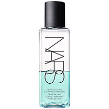 Buy NARS Gentle Oil-Free Eye Makeup Remover, 30ml Online at johnlewis.com