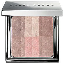 Buy Bobbi Brown Brightening Finishing Powder - Brightening Nudes Online at johnlewis.com