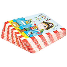 Buy Rachel Ellen Pirate Napkins, Pack of 20 Online at johnlewis.com