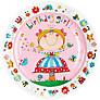 Rachel Ellen Fairy Paper Plates, Pack of 8