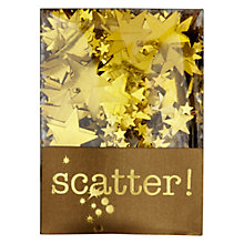 Buy Star Scatters, Gold Online at johnlewis.com