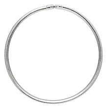 Buy John Lewis Thin Necklace Online at johnlewis.com