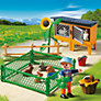 Playmobil Bunny Enclosure