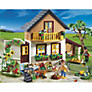 Playmobil Farmhouse with Market