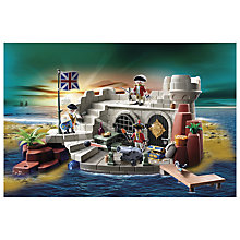 Buy Playmobil Pirates Soldiers' Fort with Dungeon Online at johnlewis.com