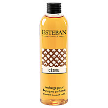 Buy Esteban Cedre Scented Bouquet Refill, 250ml Online at johnlewis.com