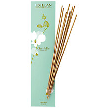Buy Esteban Orchidée Incense Sticks, x20 Online at johnlewis.com