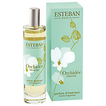 Buy Esteban Orchidée Room Spray, 100ml Online at johnlewis.com