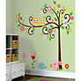 Buy Jomoval Scroll Tree Wall Stickers Online at johnlewis.com