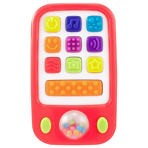 Buy Sassy My Phone Toy Online at johnlewis.com