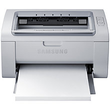 Buy Samsung ML-2165W Wireless Mono Laser Printer Online at johnlewis.com
