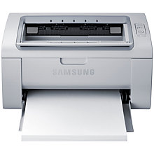 Buy Samsung ML-2165 Mono Laser Printer Online at johnlewis.com