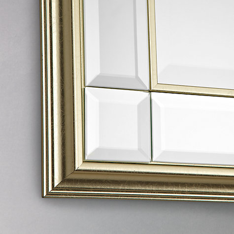 Buy John Lewis Marni Mirror, Champagne, 91 x 66cm Online at johnlewis.com