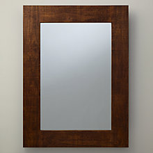 Buy John Lewis Plank Mirror, 117 x 87cm Online at johnlewis.com