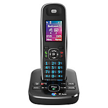 Buy BT Aura 1500 Digital Telephone and Answering Machine, Single DECT Online at johnlewis.com