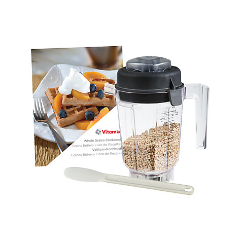 Buy Vitamix® Dry Blade Container 0.9 L with Lid Online at johnlewis.com