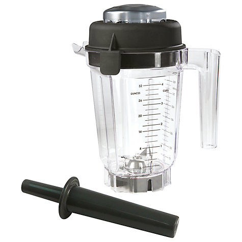 Buy Vitamix® Wet Blade Container 0.9 L with Lid Online at johnlewis.com