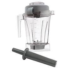 Buy Vitamix® Wet Blade Container 1.4 L with Lid Online at johnlewis.com