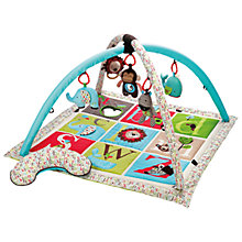 Buy Skip Hop Alphabet Zoo Activity Gym Online at johnlewis.com