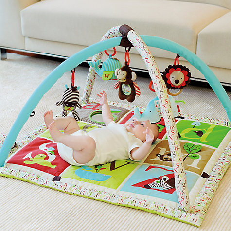 Buy Skip Hop Alphabet Zoo Activity Baby Gym Online at johnlewis.com