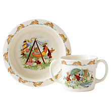 Buy Royal Doulton Bunnykins Classic 2 Piece Baby Set Online at johnlewis.com