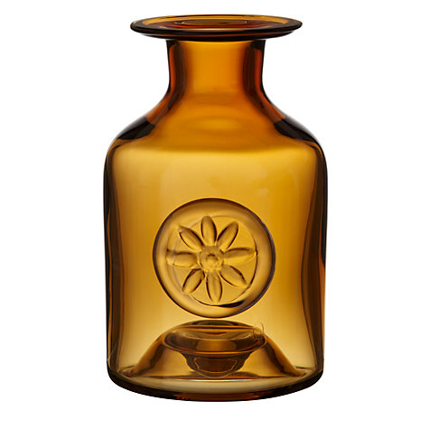 Buy Dartington Crystal Mini Flower Bottles Online at johnlewis.com
