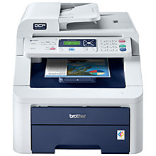 Buy Brother DCP-9010CN All-in-One Colour Laser Printer Online at johnlewis.com