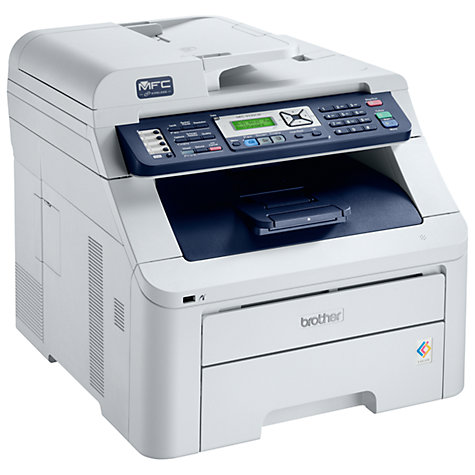 Buy Brother MFC-9320CW All-in-One Wireless Colour Laser Printer Online at johnlewis.com