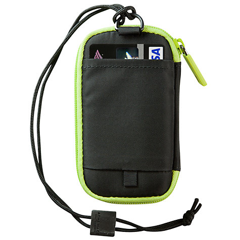Buy Acme Made Noe 100 Soft Camera Pouch, Liquorice/Lime Online at johnlewis.com