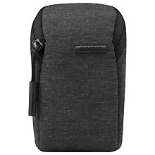 Buy InCase Compact Camera Pouch, Grey Online at johnlewis.com