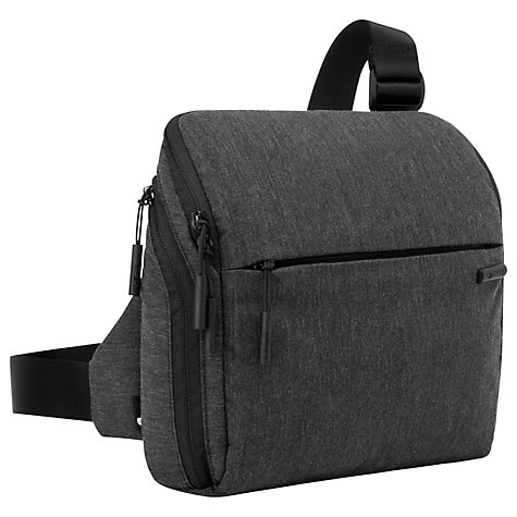 Buy Incase CL58056 Camera Field Bag, Heather Grey Online at johnlewis.com