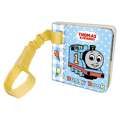 Buy Thomas and Friends Buggy Book Online at johnlewis.com