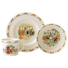 Buy Royal Doulton Bunnykins Classic 3 Piece Baby Set Online at johnlewis.com