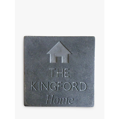 Image of Personalised Family Slate