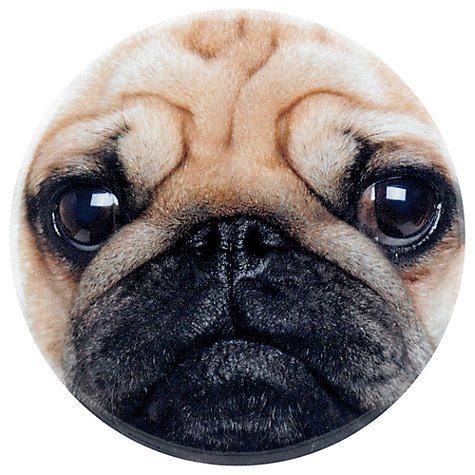 Buy Catseye Pug Compact Mirror Online at johnlewis.com