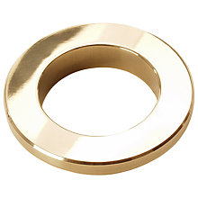 Buy Barlow Tyrie Brass Parasol Ring 48mm Online at johnlewis.com