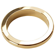 Buy Barlow Tyrie Brass Parasol Ring 61mm Online at johnlewis.com