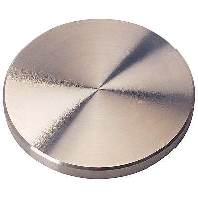 Barlow Tyrie Parasol Stainless Steel Blanking Cap
