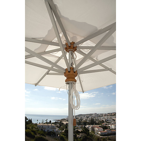 Buy Barlow Tyrie Sail Square Parasol, 250cm Online at johnlewis.com
