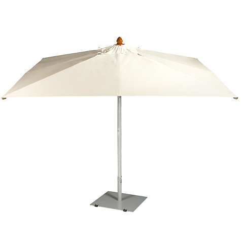 Buy Barlow Tyrie Sail Rectangular Parasol, 300cm Online at johnlewis.com
